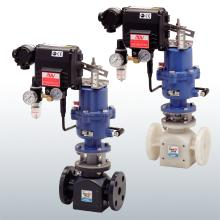 Control Valve (Pneumatic Actuated Type AV) [1/2inch,3/4inch](15,25mm)