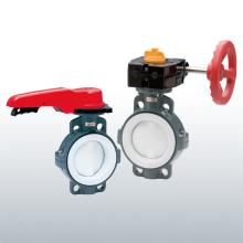 BUTTERFLY VALVE TYPE 55[2-10inch](50-250mm)