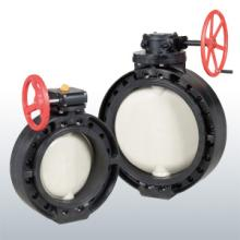 BUTTERFLY VALVE TYPE 56D,75D(Type56D:400mm(16inch) Type75D:450mm・600mm(18inch・24inch)