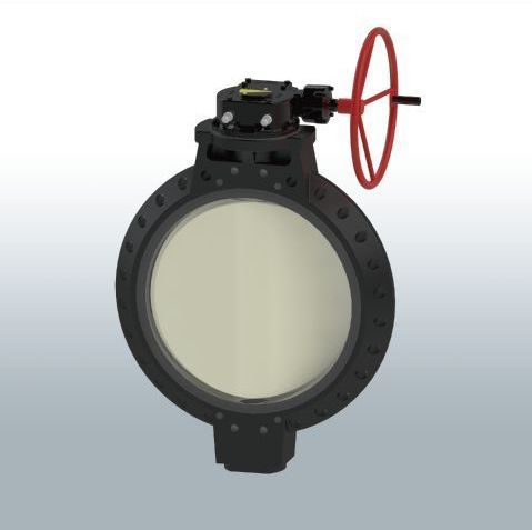 BUTTERFLY VALVE TYPE58(700mm)