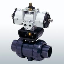 Ball Valve Type 21 (Pneumatic Actuated Type TA)[1/2-4inch](15-100mm)