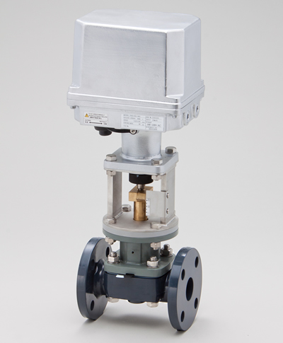 DIAPHRAGM VALVE TYPE14 (Electric Actuated Type M)(15-100mm)