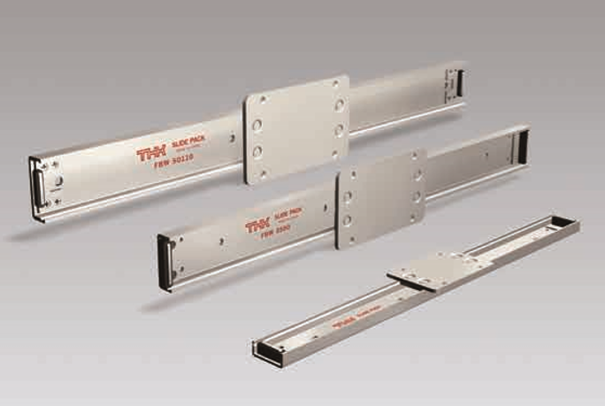Slide Pack Stainless Steel Series